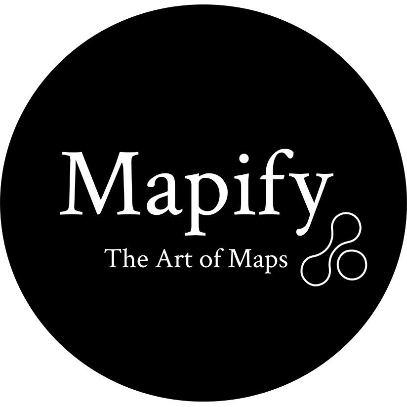 Create your own Mapify phone case